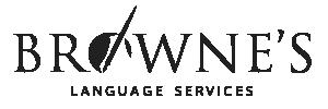 Browne's Language Services